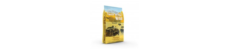 Taste of the Wild High Prairie - z mięsem bizona