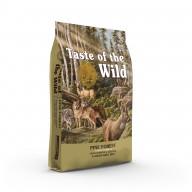 Taste of the Wild Pine Forest - z dziczyzną