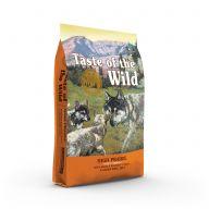 Taste of the Wild High Prairie Puppy karma z pieczoną dziczyzną i mięsem z bizona dla szczeniaków.