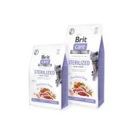 Brit Care Cat Grain-Free STERILIZED AND WEIGHT CONTROL
